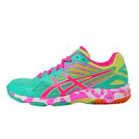 ASICS Gel-Flash Point 2 Women's Badminton Shoes Indoor Shoes Mint B456N-7035