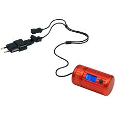 Power Traveller PowerMonkey Explorer 2 Mobile Device Charger! Red USB iPhone