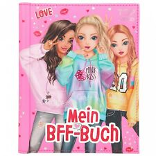 Depesche 10748 TOPModel Beste Freundinnen BFF Buch Talita Candy Christy