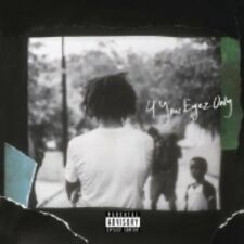 J. Cole - 4 Your Eyez Only [New CD] Explicit