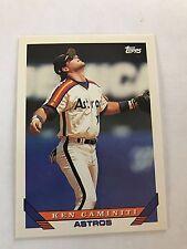 1993 Topps Ken Caminiti Houston Astros #448
