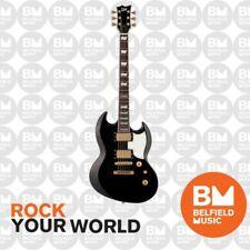 ESP LTD VP-256 Viper Series Electric Guitar Black VP256 - Brand New - BM