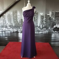 Jim Hjelm Dress (Cadbury Purple-Size 6) Prom, Black-Tie, Bridesmaid, RRP £199