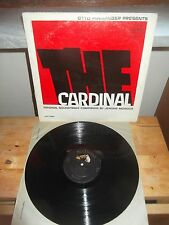 "Otto Preminger, Jerome Moross ‎""The Cardinal"" LP RCA VICTOR USA LOC 1084 1963"
