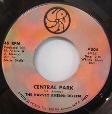 HARVEY AVERNE DOZEN Central Park/Rosemary's Baby  UPTITE 004  NORTHERN SOUL MINT