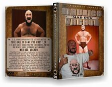 Mad Dog Vachon Shoot Interview Wrestling DVD, WWF AWA