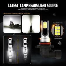 ironwalls 9006 HB4 80W LED Fog Light Bulbs Headlight DRL Lamps Canbus Error Free