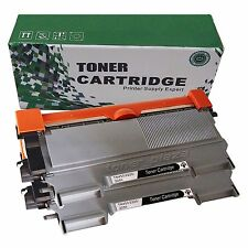 2PK Compatible New TN450 Black Laser Toner Cartridge for Brother MFC-7860DW