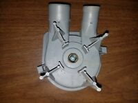 HOTPOINT Genuine Washing Machine Drain Pump Filter Kit Set C00045027