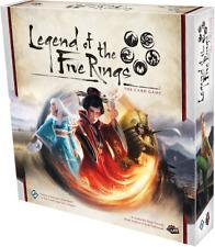 La leyenda de los cinco anillos el juego de cartas-vuelo de fantasía-elige una ahora!