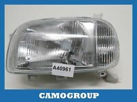 Front Headlight Left Front Left Headlight DEPO For Micra 92