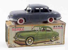 1/43 ème  NOREV originale DYNA PANHARD gris bleu / jouet ancien