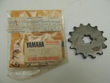 93811-14033-00 NOS Yamaha Drive Sprocket 14T 1971-1982 GT80 YZ80 Y653d