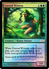 Témoin éternel PREMIUM / FOIL - Eternal Witness DCI FNM PROMO  - Mtg Magic