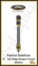 "MATHEWS Flatline Stabilizer - 8"" - UA Ridge Reaper Forest - 81011 - NEW"