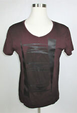 Gently Worn Men's ROGUE STATE V-Neck T-Shirt!  Size Large