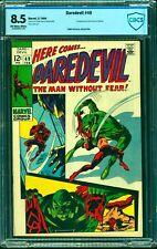 Daredevil #49 CBCS VF+ 8.5 Off White to White Marvel Comics