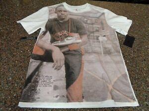 Nike Air Jordan Mens Medium 1984 Retro Schoolyard Picture SS T-Shirt NWT Jumpman