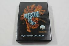 Defcon 19 SyncVue DVD-Rom Conference Video/Audio PC/Mac Software RARE!
