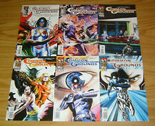 Common Grounds #1-6 VF/NM complete series - sam kieth - george perez - bachalo