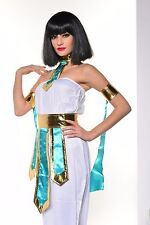 Black Cleopatra Wig Cleo Full Wig Egyptian Queen Wig
