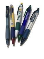 Lot of 5 Assorted Pharmaceutical Drug Rep Unique Pens