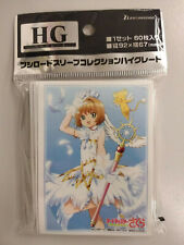 Cardcaptor Sakura Clear Card Sakura Kinamoto & Kero-Chan Card Sleeve Bushiroad