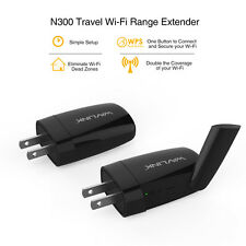 Wavlink 300Mbps Wireless Repeater,Wifi Range Extender,MIni SizeUltra-Fast Speed
