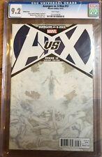 Avengers Vs X-Men #11 1:200 Opena Sketch Variant CGC 9.2