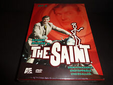 THE SAINT-SET 3-Roger Moore is Simon Templar who defends world against injustice