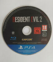 Resident Evil 2 - DISC ONLY - (Sony PlayStation 4, PS4)