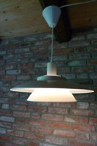 Dänische Deckenlampe Danish Design Lamp Louis Poulsen Ära