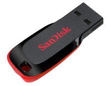 SanDisk 8GB 16GB 32GB 64GB 128GB BLADE USB Flash Pen Drive Memory Stick lot Key