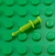 *NEW* Lego Small Green Needle Syringe Nurse Minifigs Doctor Figures x 1 piece
