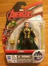 "LOKI FIGURE 3.75"" Avengers Age of Ultron Marvel All Star Universe NEW 2015"