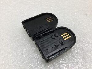 Lot of 2 - OEM Plantronics Battery 82742-01 for Savi W440 W440M W740 W745 WH500