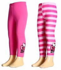 Abbigliamento rosa a righe per bambine dai 2 ai 16 anni