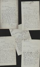 More details for p taylor. birkdault. haverthwaite, near ulverston. letters. 1910 eccleston af827
