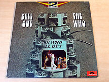 EX-/EX !! The Who/Sell Out/1974 Polydor Double LP/French/A Quick One