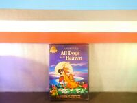 All Dogs Go to Heaven (DVD, New Sealed