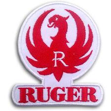 Ruger patch Iron on Embroidered Pistols Guns Rifles Shotguns Firearms Emblem # 3