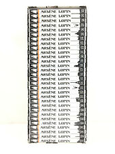 Arsène Lupin L'intégrale Coffret Lot 30 DVD François Dunoyer Georges Descrières