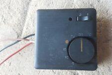 Heizung Heater Original Controller STEUERGERÄT Control unit ON-OFF  +5°C +30°C