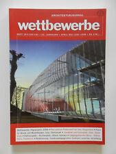 Wettbewerbe Architekturjournal Architektur Zeitschrift Heft 181/182/183 1999
