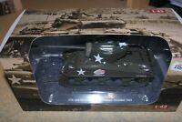 ATLAS 1:43 M4A3 (76mm) SHERMAN 37TH TANK BATTALION BASTOGNE  1944