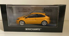 Minichamps 1:43 Ford Focus ST Mk2 Orange RARE KENNZEICHEN
