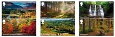 GB 4247-4252 Forests set (6 stamps) MNH 2019