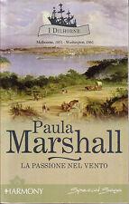 La passione nel vento - Paula Marshall - Libro Nuovo in Offerta!