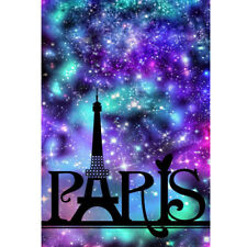 5D DIY Full Drill Paris Tower Diamond Painting Embroidery Crafts Kits Art Decor