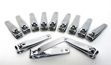 Lot of 12 Maxcraft Deluxe Fingernail Nail Clippers Cutter Trimmer Manicure A-7